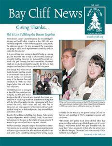 Fall 2006 Newsletter