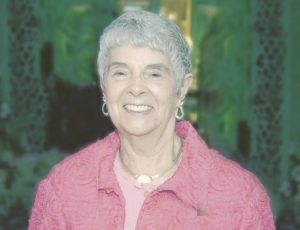 Thora Hansen of Delafield, Wisconsin